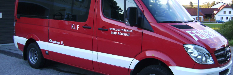 Freiwillige Feuerwehr Dorf Rosenau